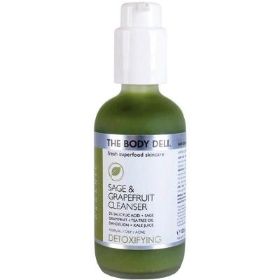 The Body Deli Sage Grapefruit Cleanser