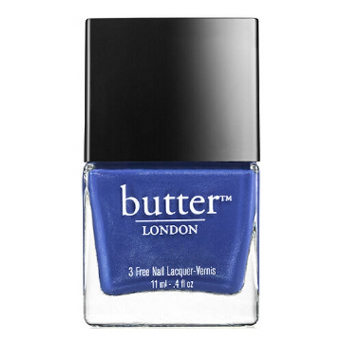 Butter London Opaque, indigo shimmer