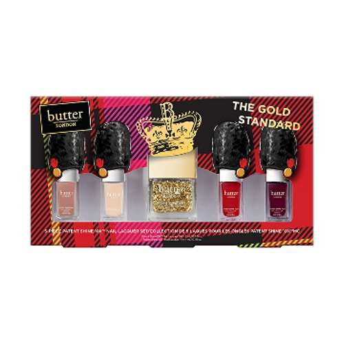 Butter London The Gold Standard Gift Set