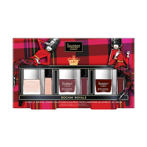 Butter London Rockin Royals Gift Set