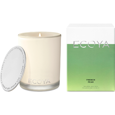 Ecoya Madison Jar Soy Candle - French Pear