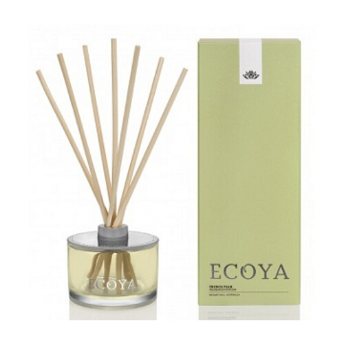 Ecoya Ten Reed Diffuser - French Pear