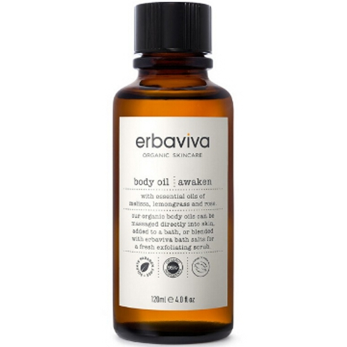 Erbaviva Awaken Body Oil