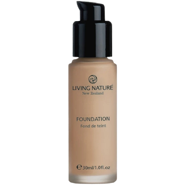 Living Nature Cosmetic Foundation - Pure Beige