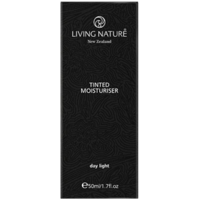 Living Nature Cosmetic Clear Lights Tinted Moisturser - Day Light