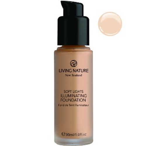Living Nature Cosmetic Soft Lights Illuminating Tints - Dawn Glow