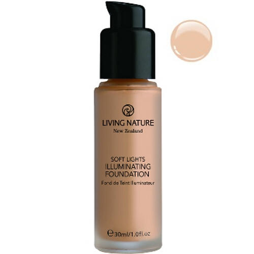 Living Nature Cosmetic Soft Lights Illuminating Tints - Day Glow