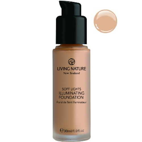 Living Nature Cosmetic Soft Lights Illuminating Tints - Evening Glow