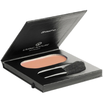 Living Nature Cosmetic Blush Powder - Cool Winter