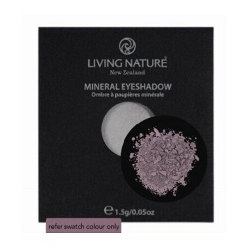 Living Nature Cosmetic Mineral Eye Shadow Single - Mist