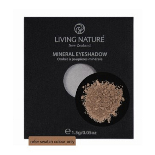 Living Nature Cosmetic Mineral Eye Shadow Single - Kauri