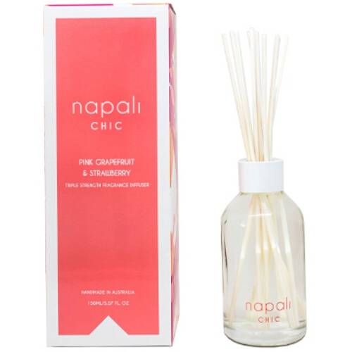 Napali Diffuser - Grapefruit & Strawberry