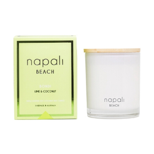 Napali Soy Candle Lime & Coconut