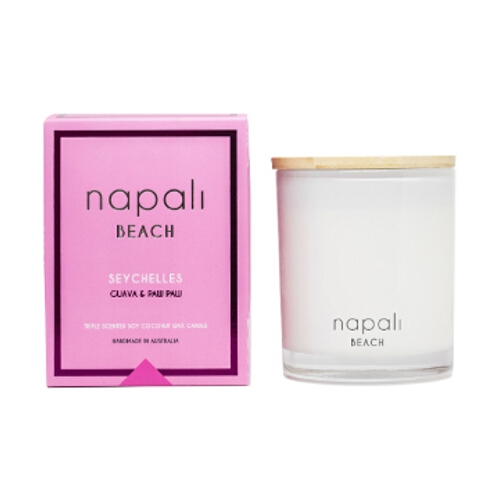 Napali Beach Deluxe - Guava & Paw Paw