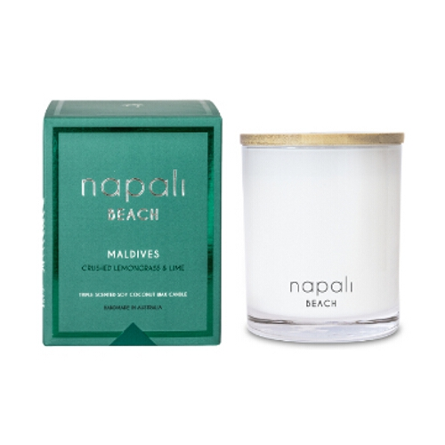 Napali Beach Deluxe - Lemongrass & Lime