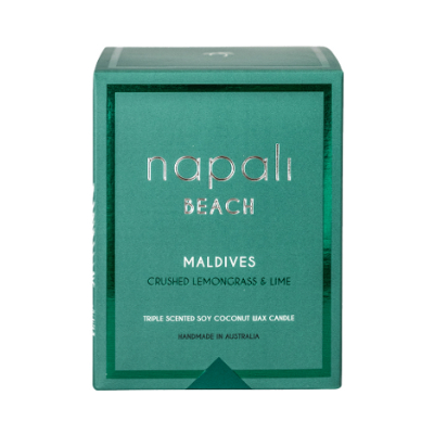 Napali Beach Mini - Lemongrass & Lime