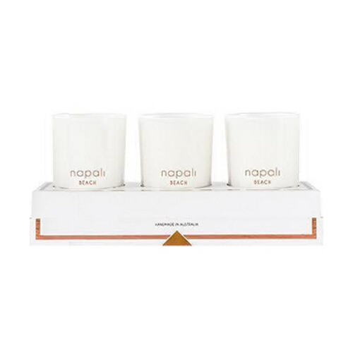 Napali Beach 3 Candle Gift Set