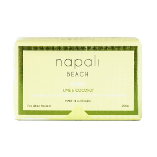 Napali Soap Bar - Lime Coconut