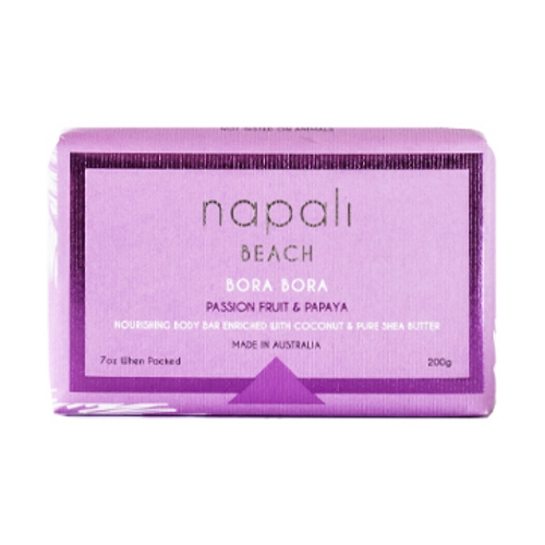 Napali Soap Bar - Passionfruit Papaya