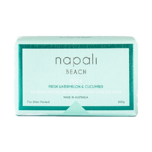Napali Soap Bar - Watermelon Cucumber