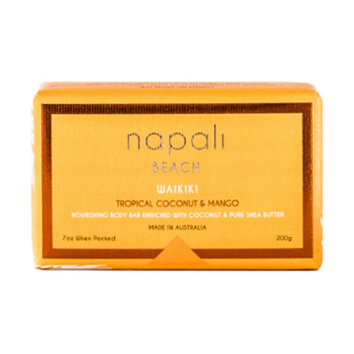 Napali Soap Bar - Coconut Mango