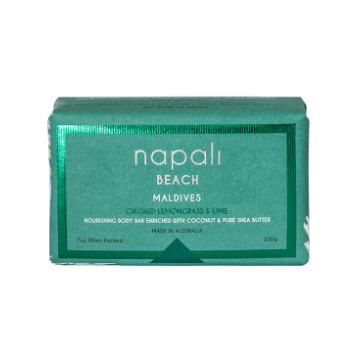 Napali Soap Bar - Lemongrass & Lime