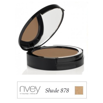 Nvey Eco Organic Creme Deluxe Foundation Shade 878 Golden Honey