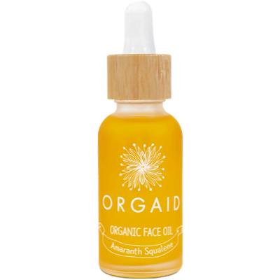 Orgaid Organic Face Oil with Amaranth Squalene