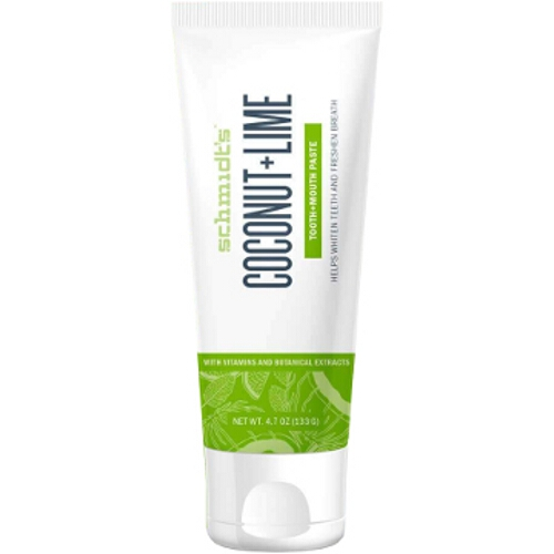 Schmidts Toothpaste - Coconut & Lime