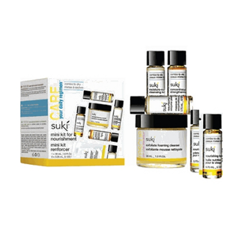 Suki Mini Skin Care Kit - Nourishing