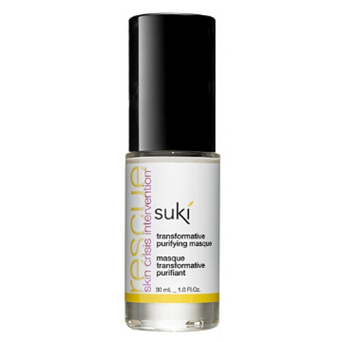 Suki Transformative Purifying Masque with White Willow & Antibacterial Zinc