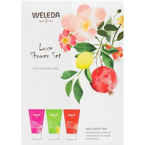 Weleda Luxe Shower Pack
