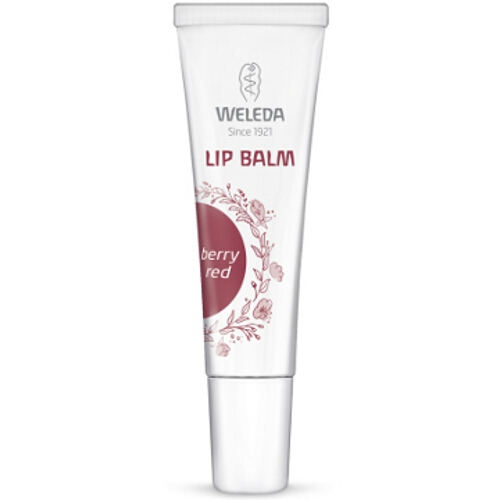 Weleda Tinted Lip Balm - Berry Red