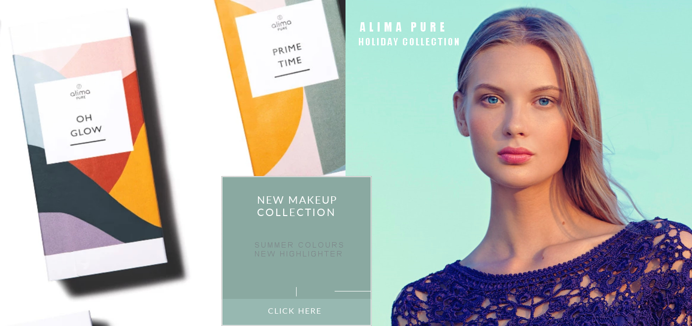 Alima Pure Holiday Collection