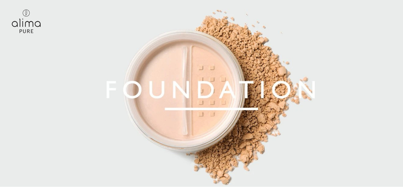 Alima Pure Mineral Foundation