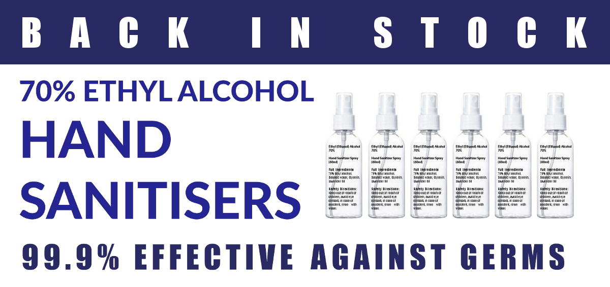 70% Ethyl Alcohol Sanitizer