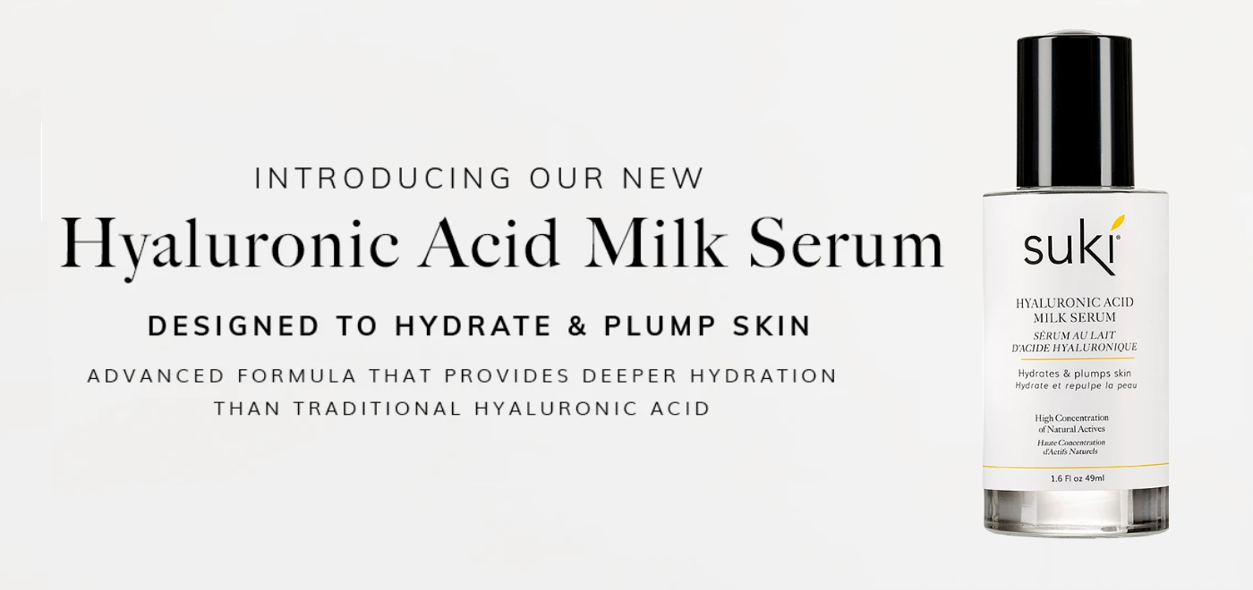 Suki Hyaluronic Acid Milk Serum