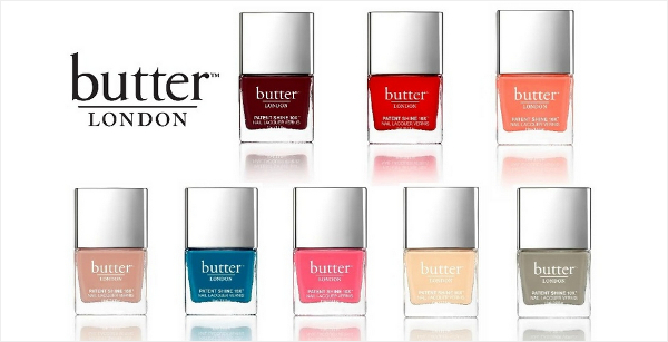 Butter London Patent Shine